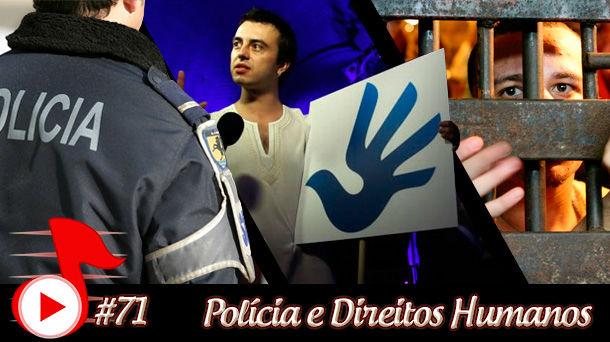 Telhacast #71 – Polícia e Direitos Humanos