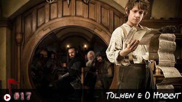 Episódio #17 - Tolkien e O Hobbit