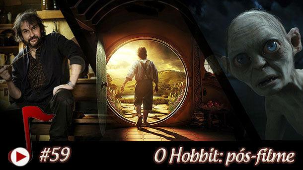 Telhacast #59 - O Hobbit: Pós Filme