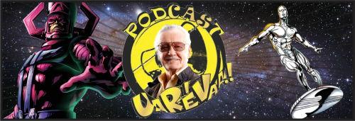 Podcast Uarévaa #121 - Surfista Prateado