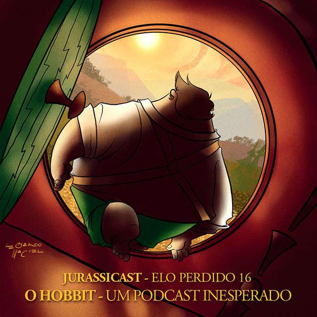Elo Perdido 16 – O Hobbit – Um podcast inesperado