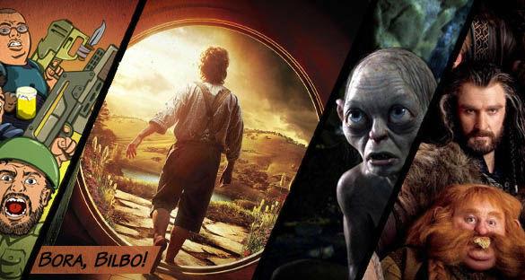 MRG 173: Num buraco no chão, vivia um hobbit