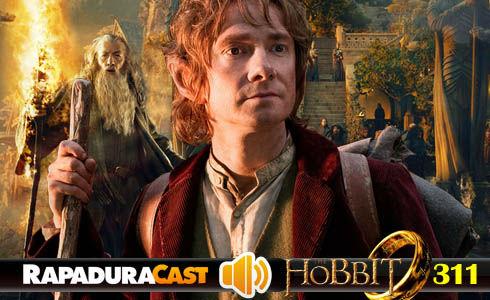RapaduraCast 311 – O Hobbit: Uma Jornada Inesperada