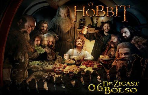 ZiCast de Bolso 06 – O Hobbit