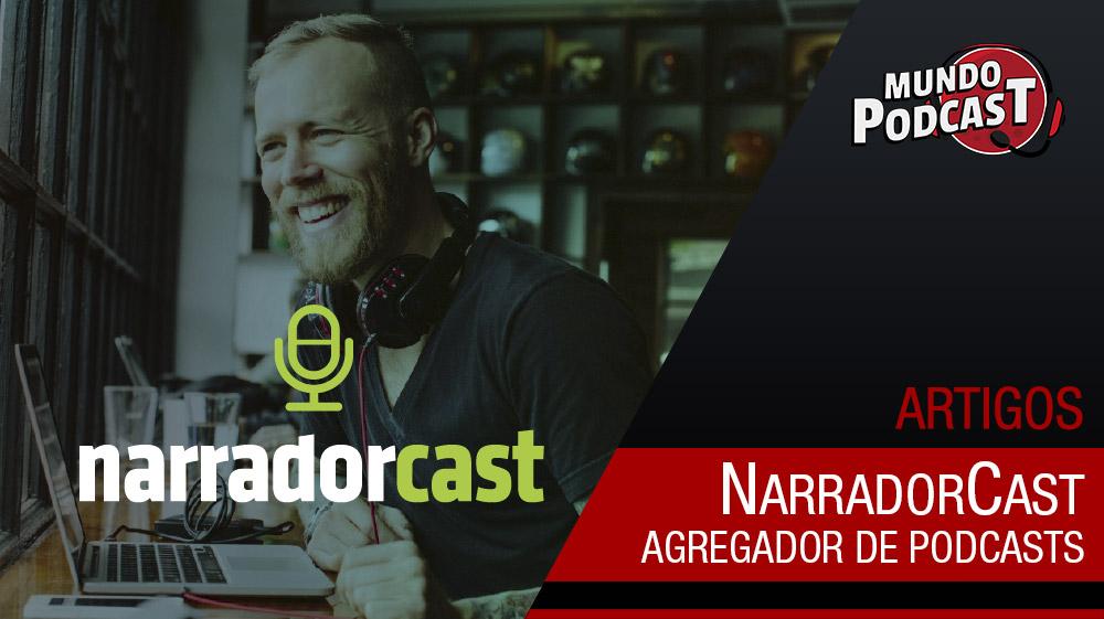 NarradorCast - Agregador de Podcasts
