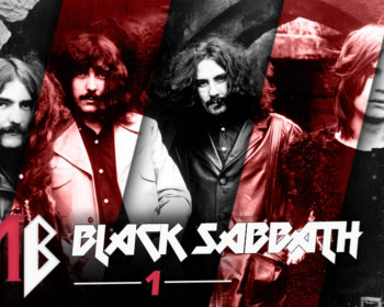 Heavy Metal Böx #1 - Black Sabbath