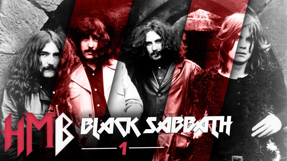 Heavy Metal Böx #1 - Black Sabbath