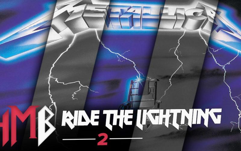 Heavy Metal Böx #2 Ride the Lightning