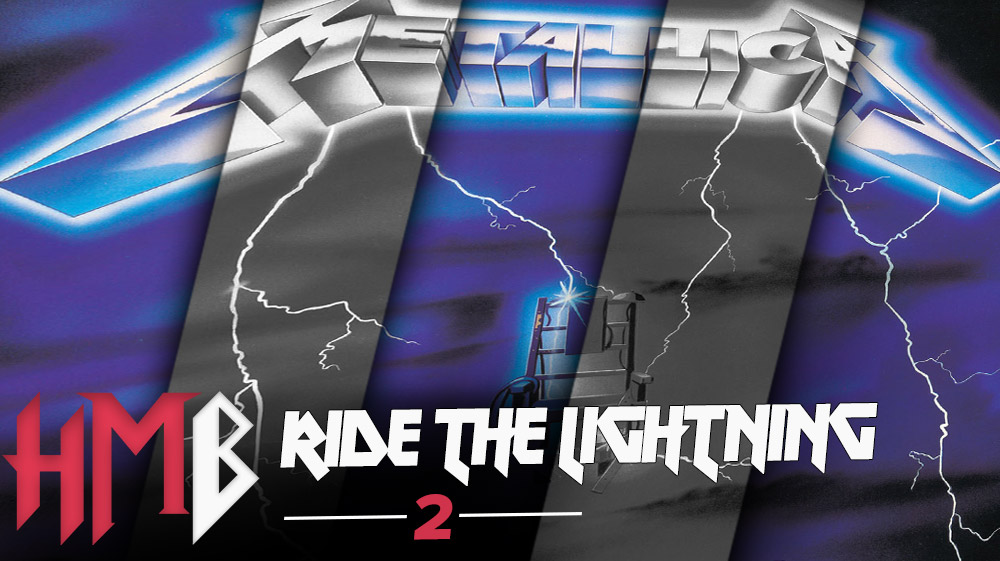Heavy Metal Böx #2 Ride the Lightning