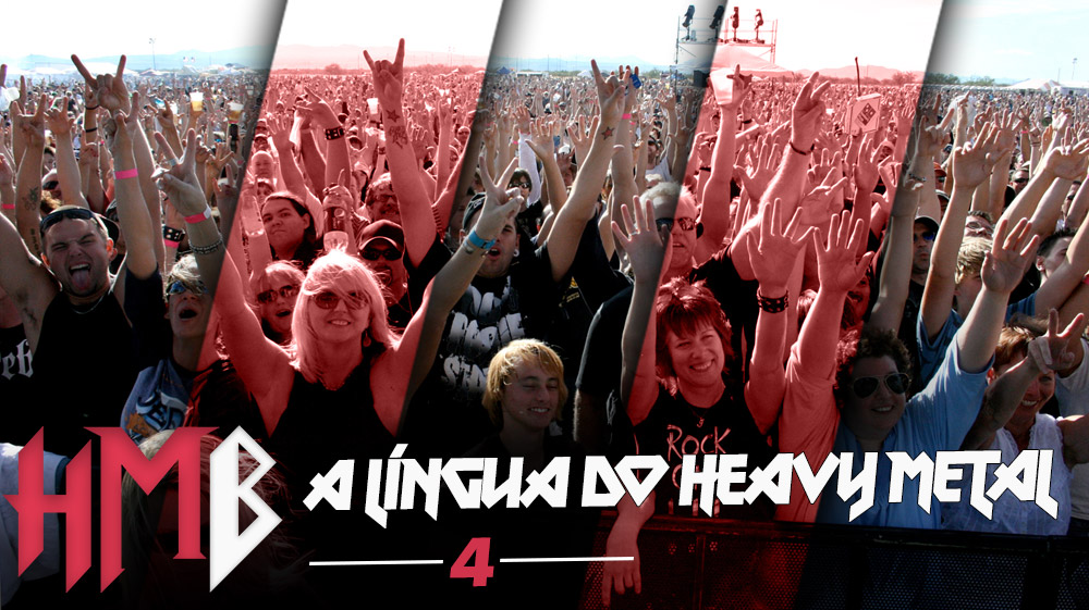 Heavy Metal Böx #4 - A Língua do Heavy Metal